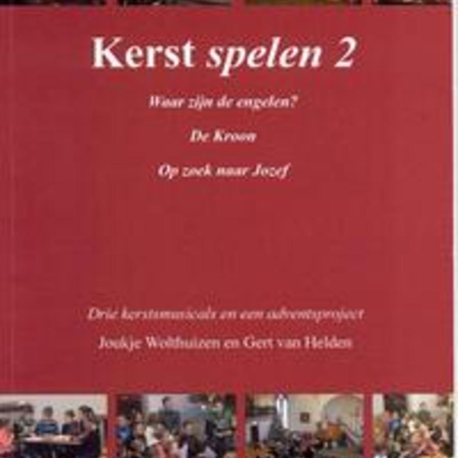 Kerst Spelen 2 Joukje Wolthuizen En Gert Van Helden